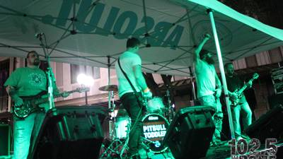 DTSP Block Party with Pitbull Toddler 3.16.19