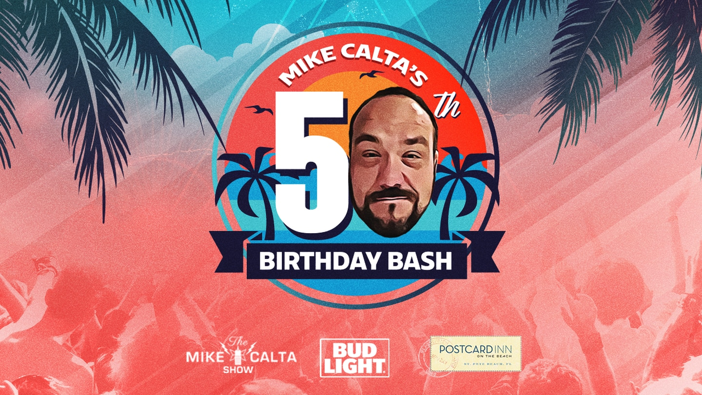 Mike Calta's 50th Birthday Bash Weekend