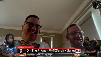 MC Serch and Sullee from White Rapper Show
