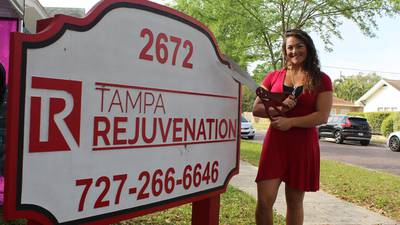Tampa Rejuvenation with Mika 3.11.19