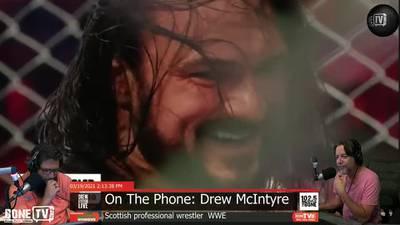 #DGL Drew Mcintyre WWE