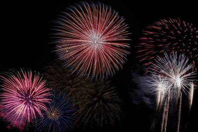 Tampa Cancels Fireworks