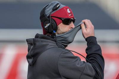 Nick Rolovich fired: Football coach refuses to get COVID-19 vaccine