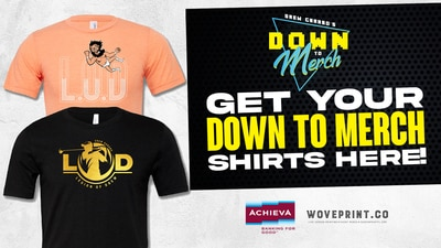 Buy Your Down to Merch Shirts Now!